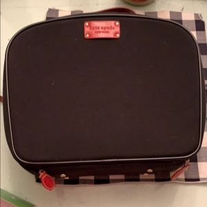 Kate Spade Gabi Bexley Black small luggage